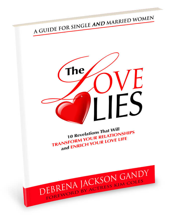 The Love Lies by Debrena Jackson Gandy