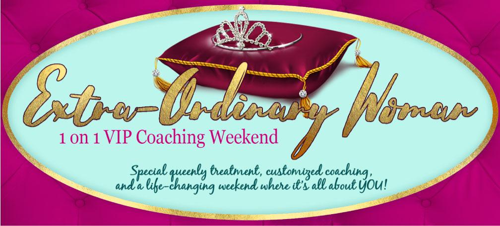 1 on 1 VIP Coaching Weekend