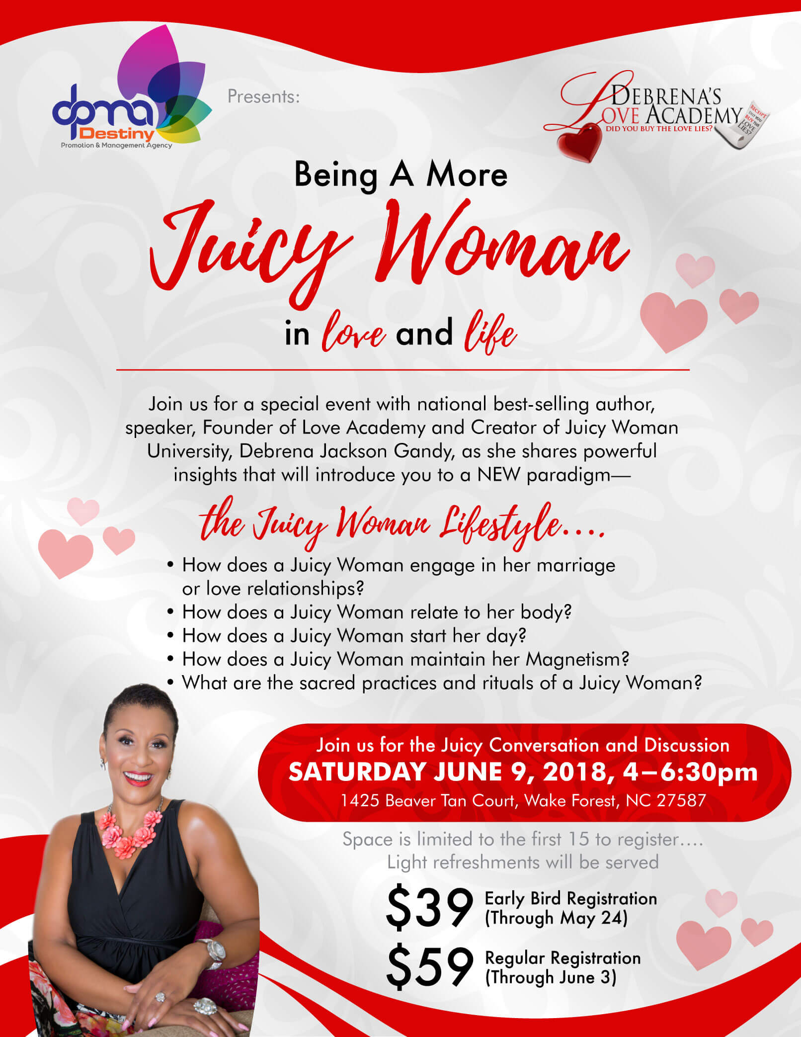 Being a more Juicy Woman in love and life