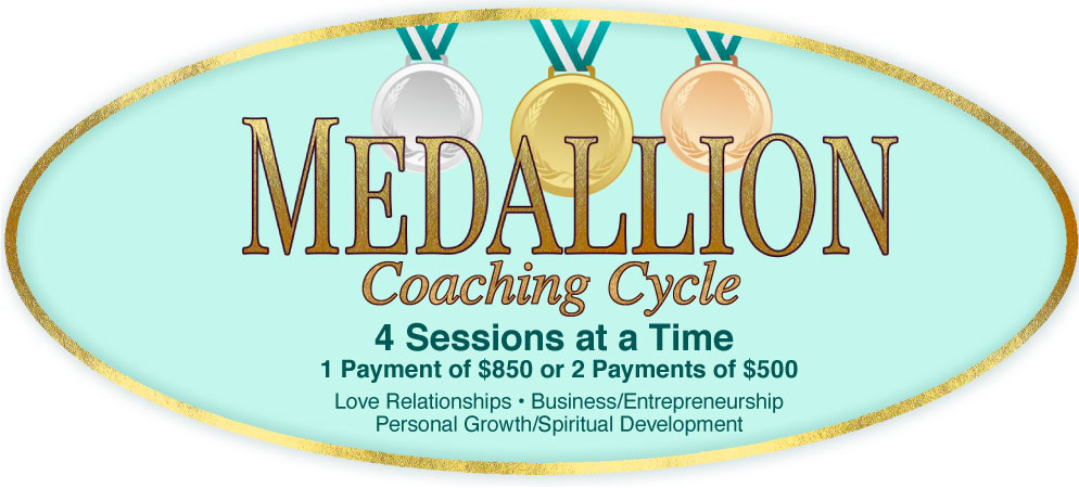 Medallion Coaching Package