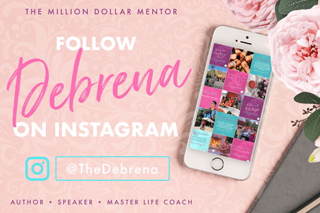 Follow Debrena on Instagram @TheDebrena